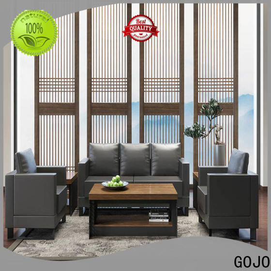 GOJO wina office furniture sets Supply for lounge area