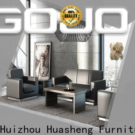 GOJO sofa furniture factory for guest room