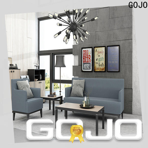 GOJO waiting area sofa for reception area