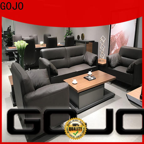 GOJO furniture sofa set for business for reception area