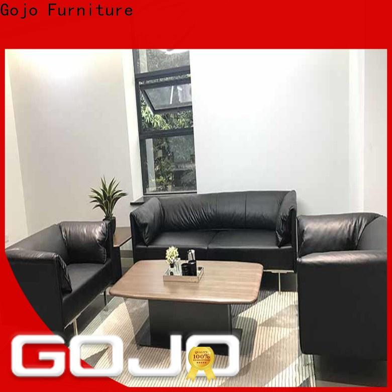 GOJO office furniture couch Suppliers for lounge area