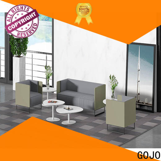 GOJO Custom waiting area sofa for business for guest room