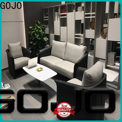 GOJO reception seating set manufacturers for guest room