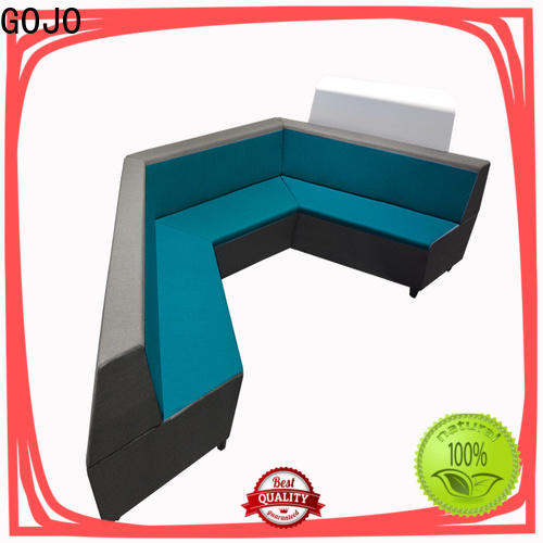 GOJO yihe waiting room table and chairs manufacturers for guest room