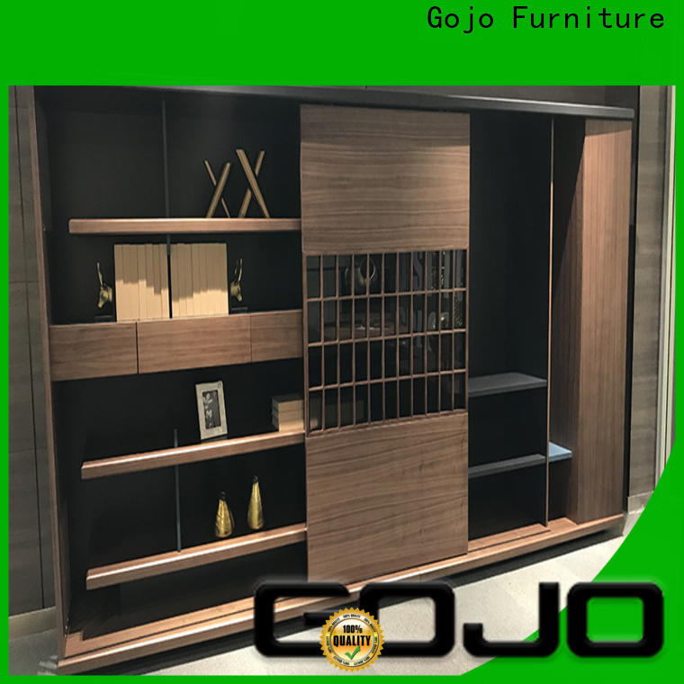 Custom bookcase cabinet Supply for executive office