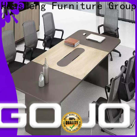 GOJO modern long conference table Supply for executive office