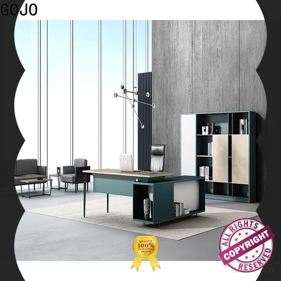GOJO Wholesale modern executive desks office furniture company for sale
