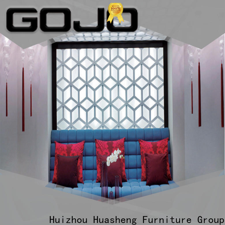GOJO Custom boutique hotel furniture for sale Suppliers for hotel