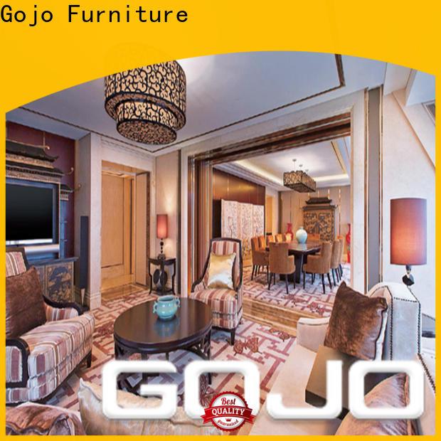 GOJO hotel bedroom furniture for hotel