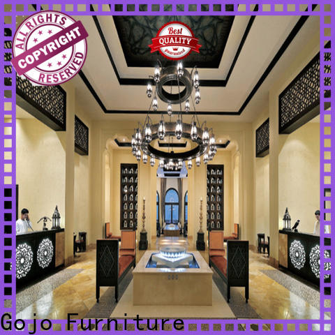 GOJO hotel lounge furniture Suppliers for apartment