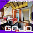 GOJO boutique hotel furniture for sale factory for apartment