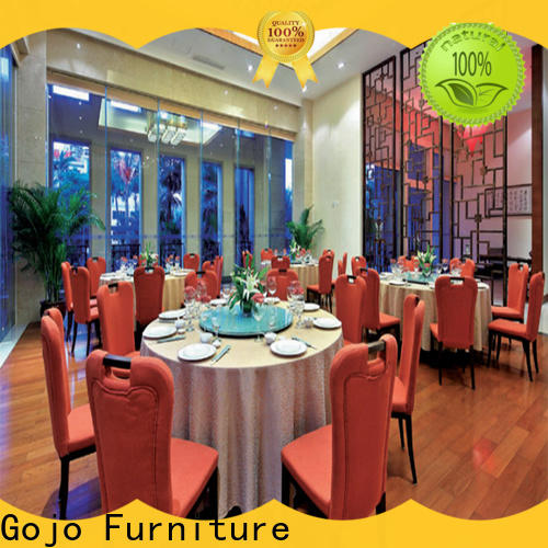 GOJO quality hotel furnishings Supply for boutique