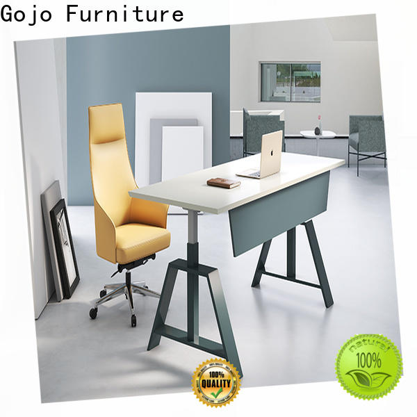 GOJO smart office desk factory for executive office