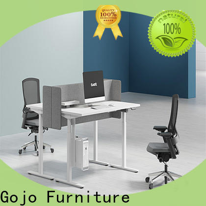 GOJO adjustable office furniture factory for executive office