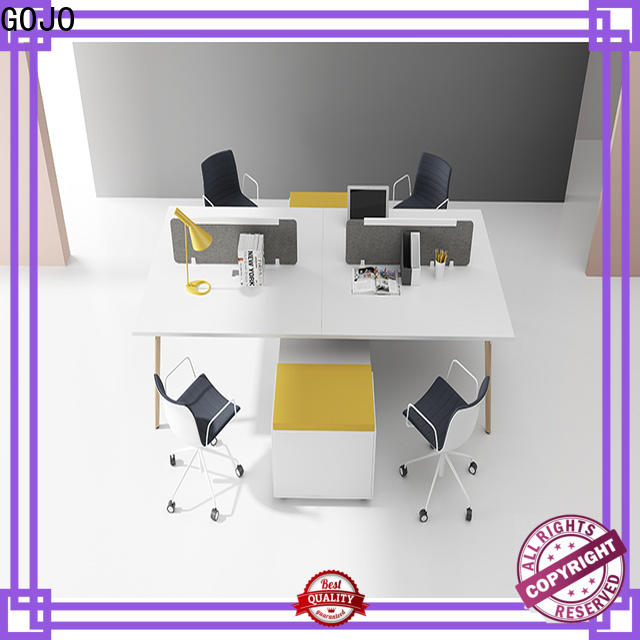 GOJO long narrow office desk factory for office