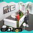 GOJO reche curtains&homeware dealers company for reception area