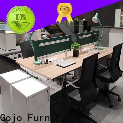 GOJO Latest office work table manufacturers for clerk area