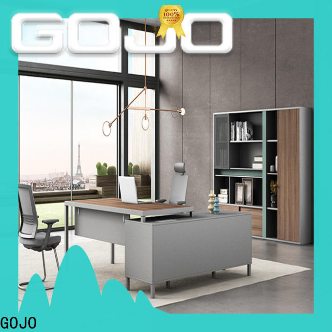 commercial long narrow office desk Supply for executive office