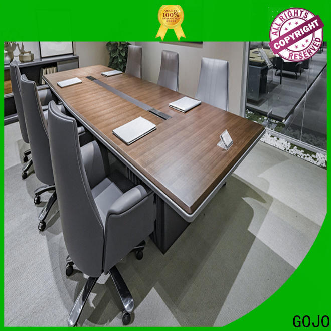 Custom office table furniture for business