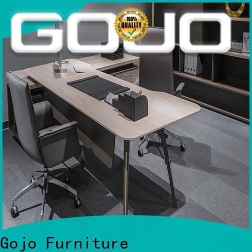 GOJO Custom luxury executive desks factory for executive office