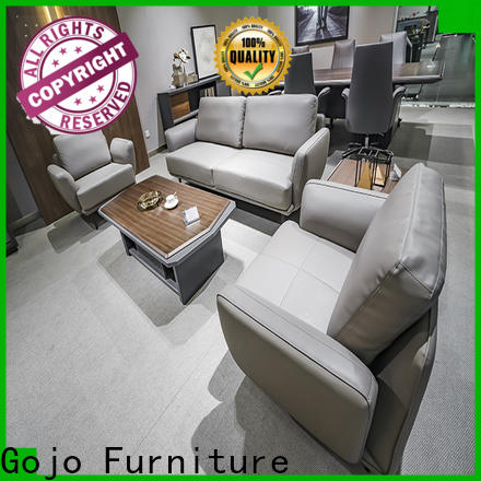 GOJO rico sofa and chair set for business for lounge area
