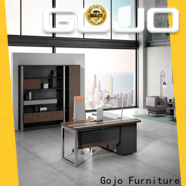GOJO Wholesale large office desk Suppliers for executive office