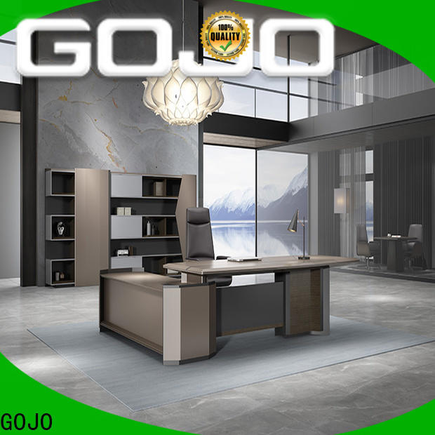 GOJO Best commercial office desk for business for executive office
