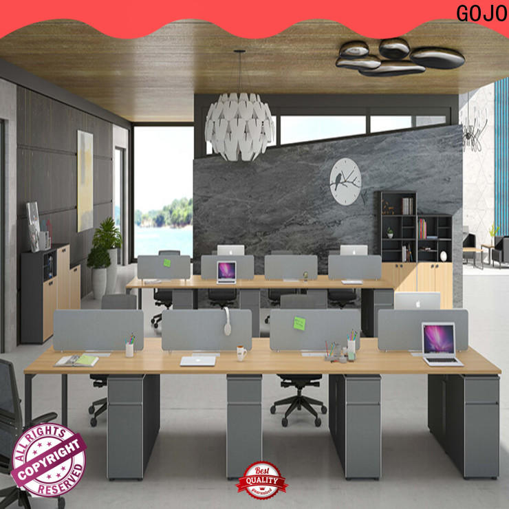GOJO brown office table for business for office
