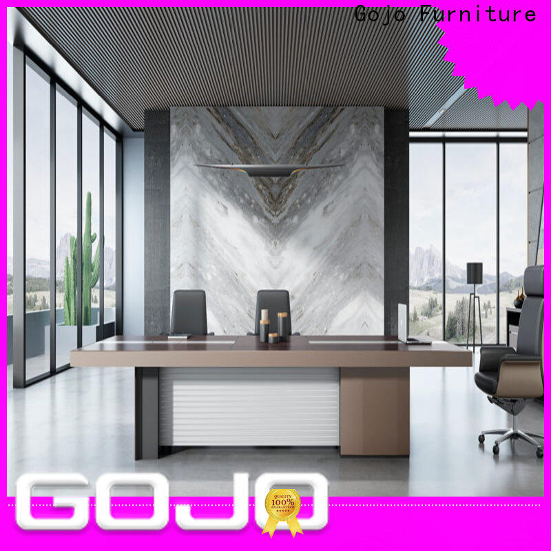 GOJO fashion office conference room table manufacturers for conference room