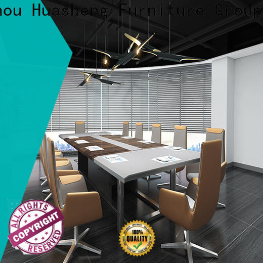GOJO Wholesale large office table desk factory for conference room