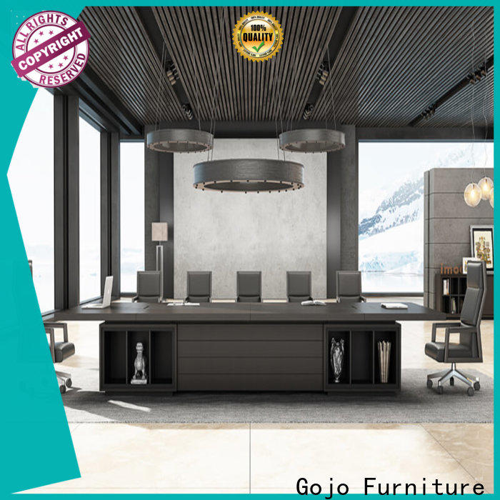 GOJO desk home furniture Supply for executive office