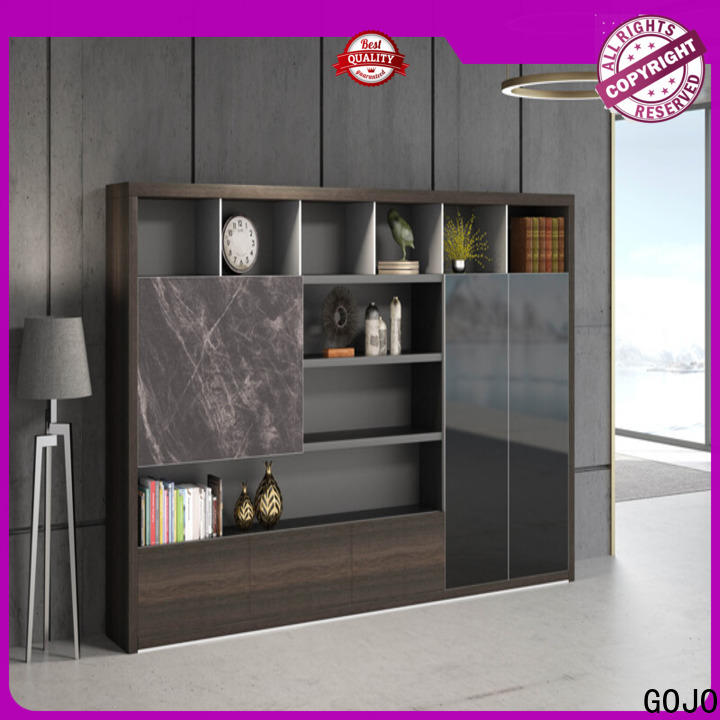 GOJO New lateral file cabinet wood factory for ceo office