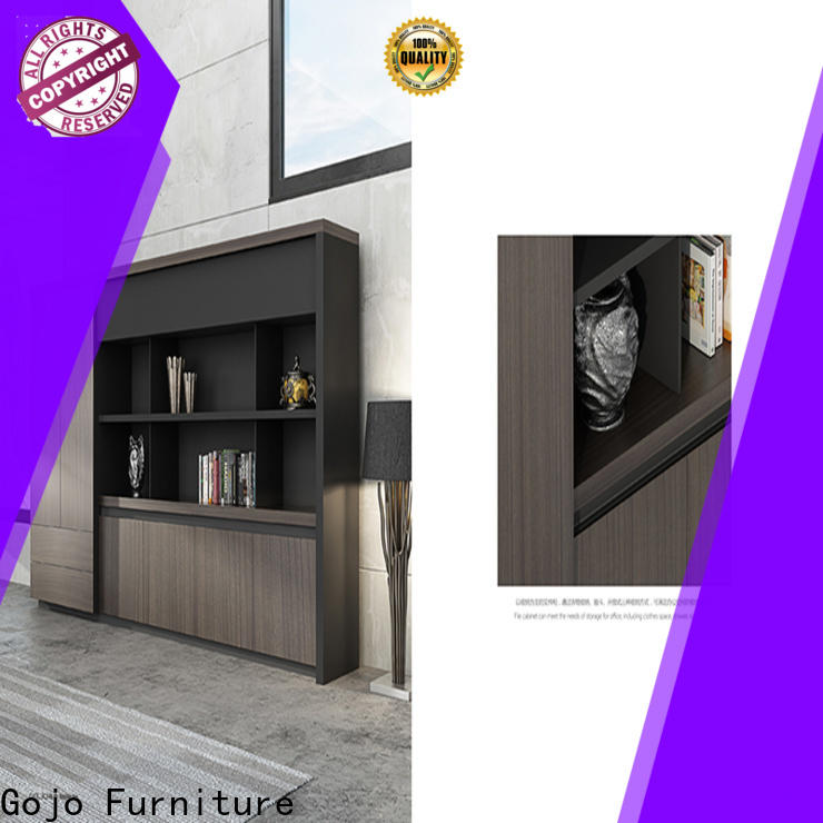 GOJO modern file cabinet factory for ceo office