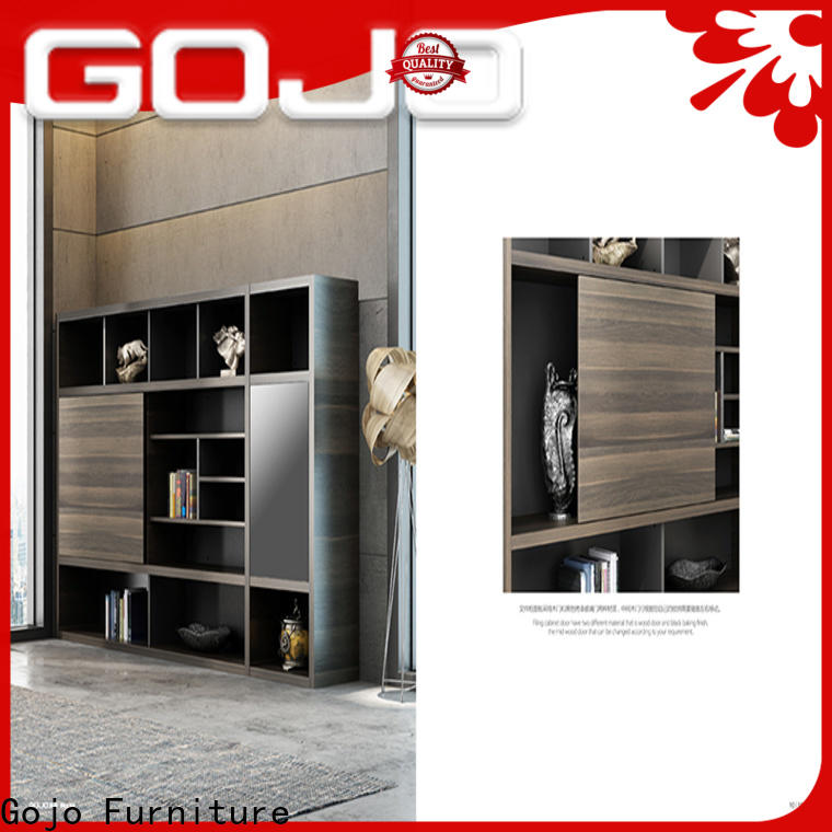 GOJO executive office file cabinet company for storage area