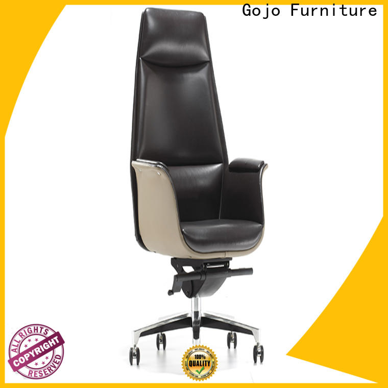 High-quality luxury leather office chair for business for executive office