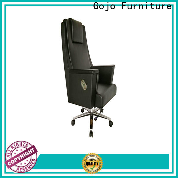 Latest full leather office chair for ceo office