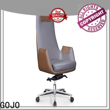 Latest cream office chair for ceo office