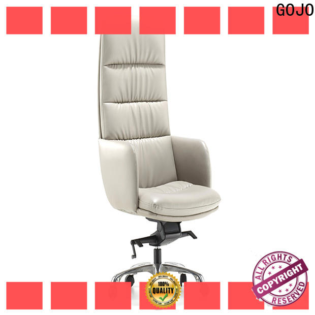GOJO Latest tall office chair Supply for boardroom