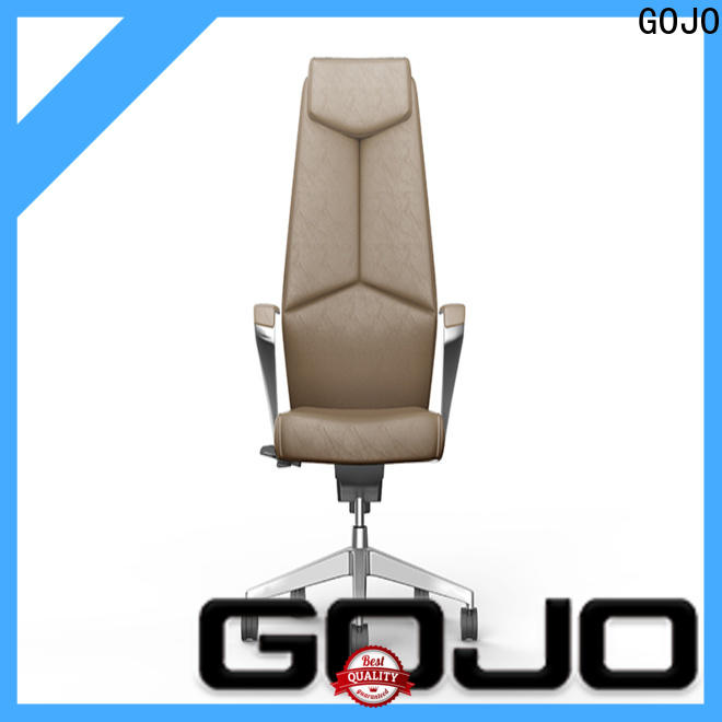 GOJO comfortable office chair Supply for ceo office