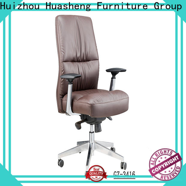 genuine brown executive chair company for boardroom