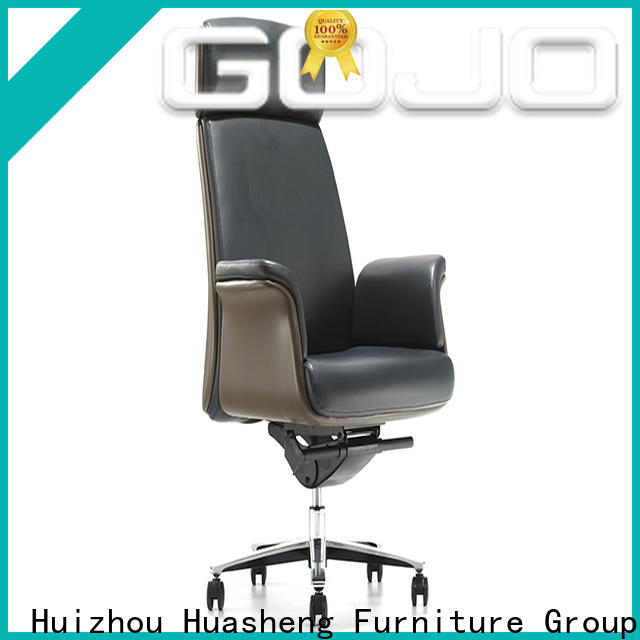 ergonomic high office chair for ceo office