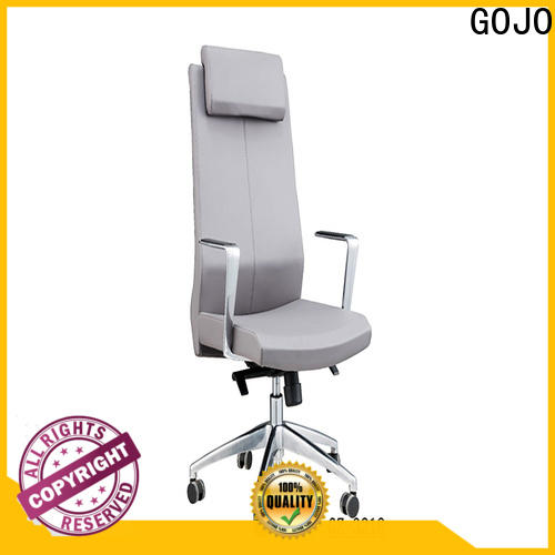 GOJO Custom leather office furniture company for executive office