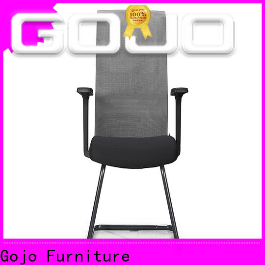 GOJO stackable chairs company for ceo office