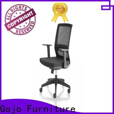 GOJO Latest black leather executive chair Suppliers for boardroom