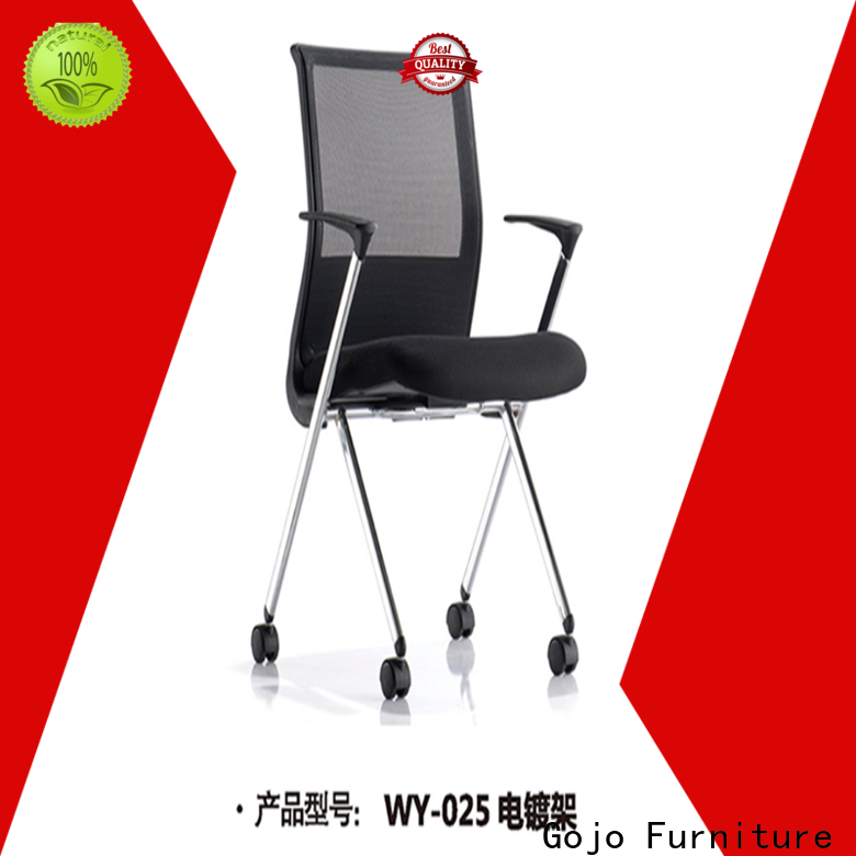 GOJO conference room chairs with wheels Supply for executive office