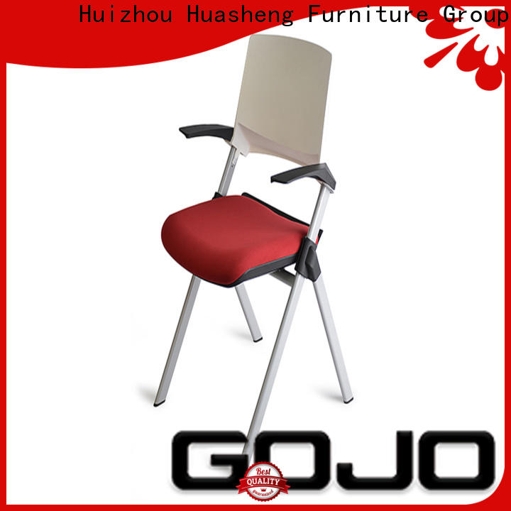 stackable modern conference chairs for business for training area
