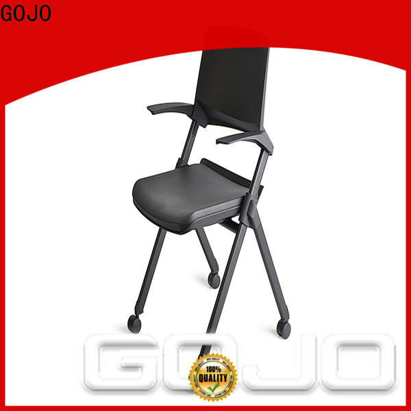 GOJO stacking chairs Suppliers for training area