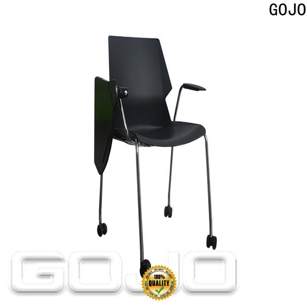 GOJO black lounge chair Supply for reception area