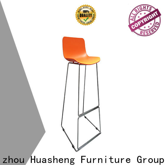 comfy round lounge chair for business for bar