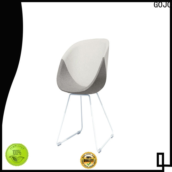 GOJO vinyl reception chairs Supply for guest room
